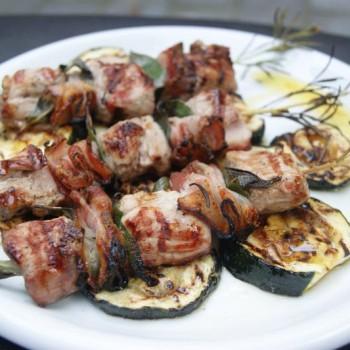 Saltimbocca BBQ-Style